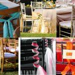 Decoration de chaise pour mariage pas cher
