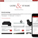 Site liste mariage