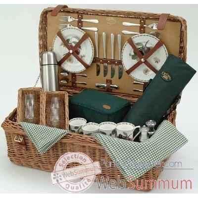 panier picnic luxe le mariage. Black Bedroom Furniture Sets. Home Design Ideas