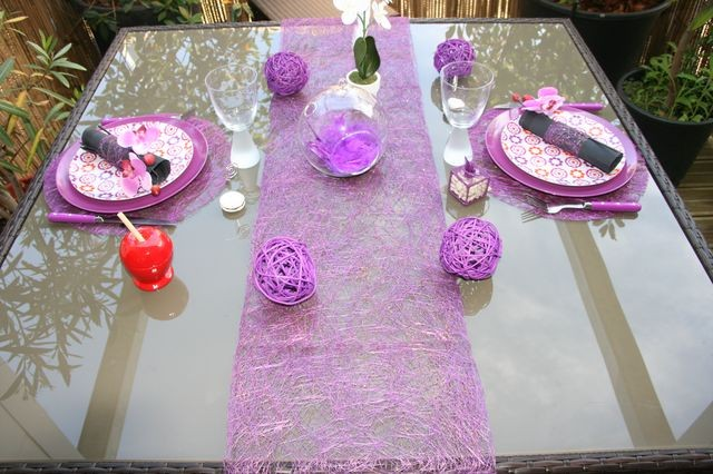 Deco de table de mariage pas cher meilleur blog de - Decoration de table mariage pas cher ...