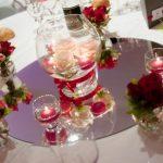 Deco pour table de mariage