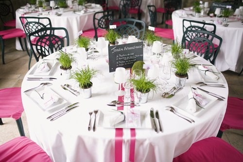 decoration mariage idee